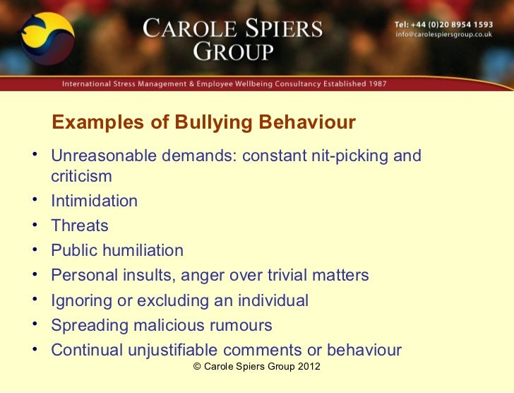 Workplace Bullying & Harassment Ultimate Training Resource