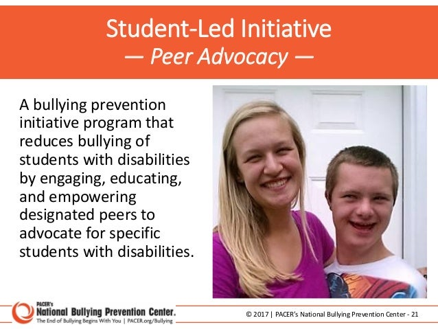 Bullying And Students With Disabilities >> Webinar Bullying Prevention What People With Disabilities Famili