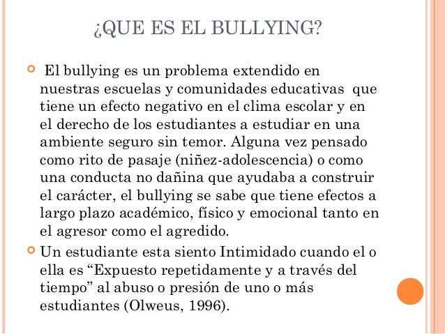 Bullying y violencia escolar power examen de grado.ppt 8 de noviembr…