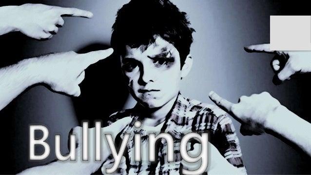 El bullying o acoso escolar se refiere a todas las formas de actitudes agresivas, intencionadas y repetidas que ocurren si...