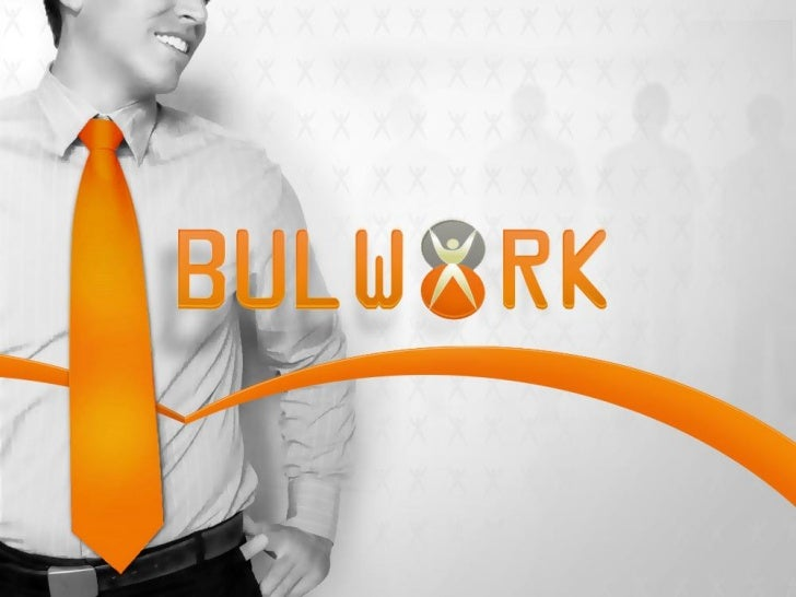 Who are we?                            Bulwork™      is   the   first   specialized                            company in ...