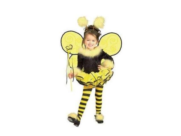 bumble bee halloween costume toddler
