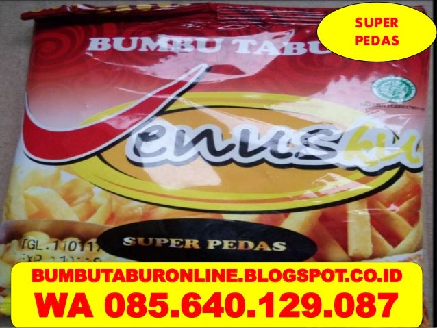 BUMBUTABURONLINE.BLOGSPOT.CO.ID WA 085.640.129.087 BALADO