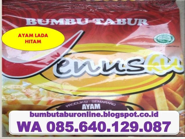 JAGUNG MANIS bumbutaburonline.blogspot.co.id WA 085.640.129.087
