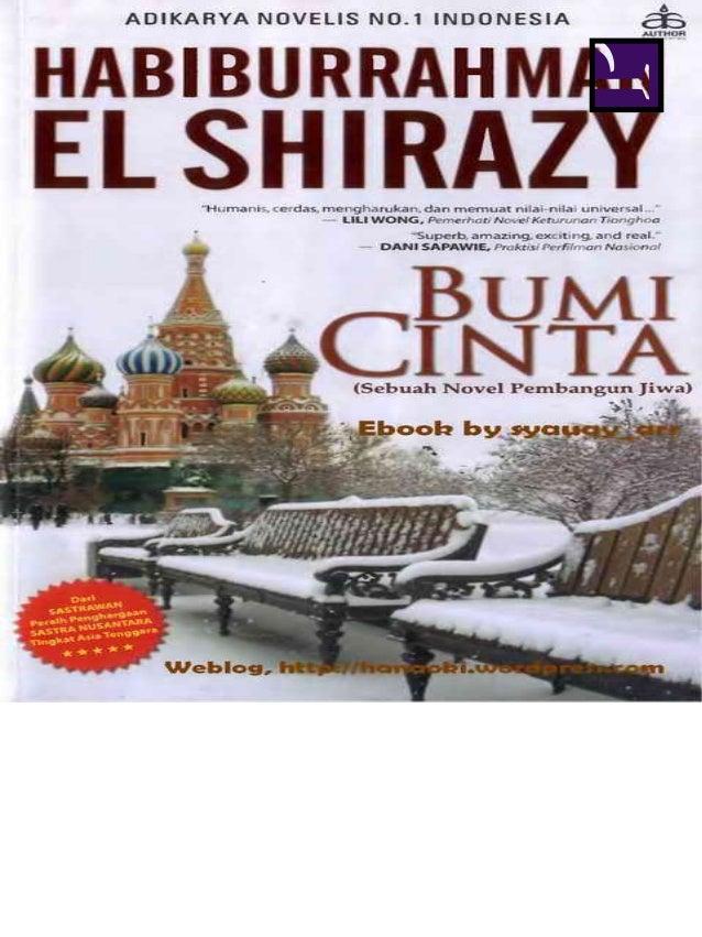 BumiCinta Habiburrahman El Shirazy