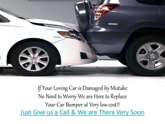 Car Bumper Replacement Services In Brisbane At Very Low Cost