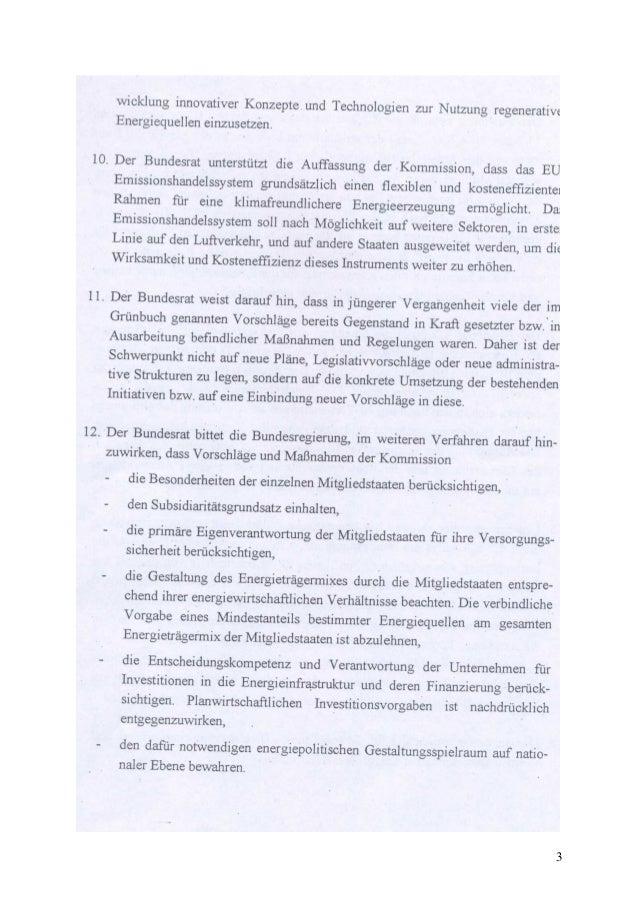 Bundesrat Slide 3
