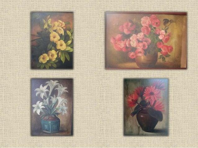 6287838671118 Lukisan Bunga Gambar Lukisan Lukisan