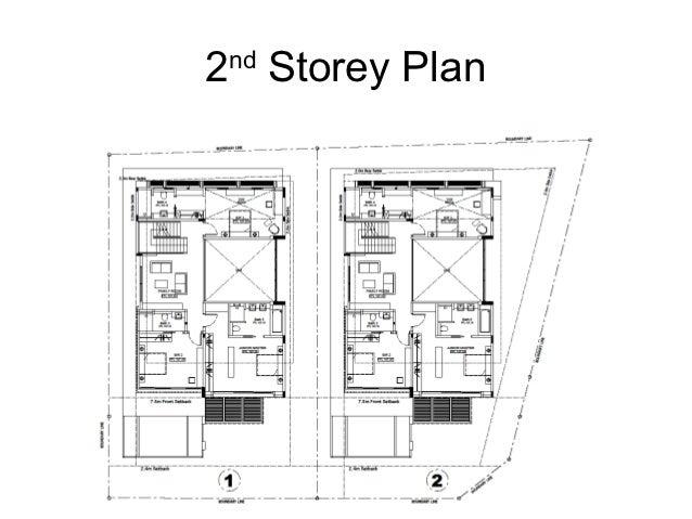 2 Storey Plan Nd