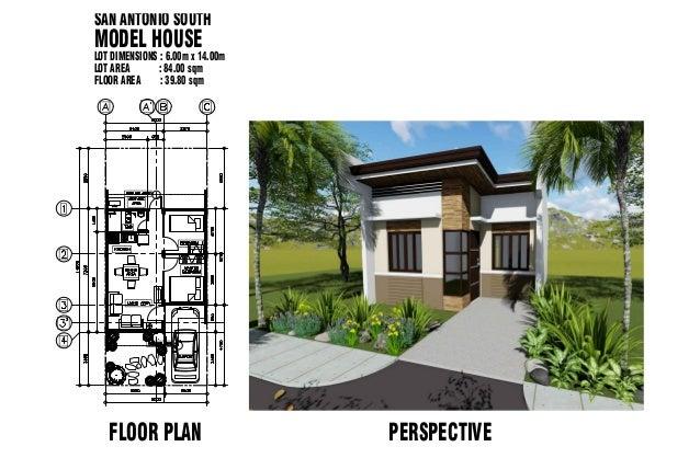 South Antonio South Bungalow Model House