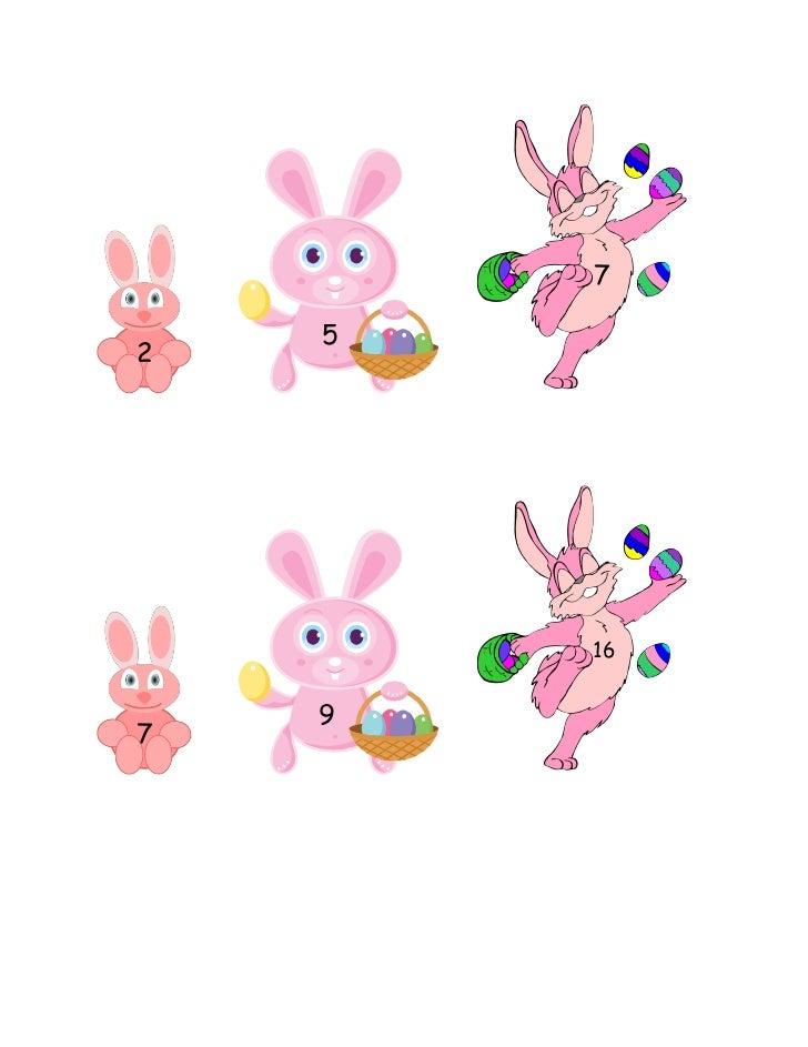 Bunny fact families Slide 3