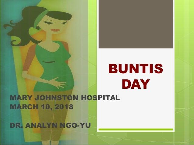 Buntis day