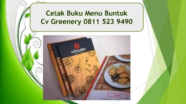 terbaik call 0811 5239 490 wa cetak buku menu buntok 1 638