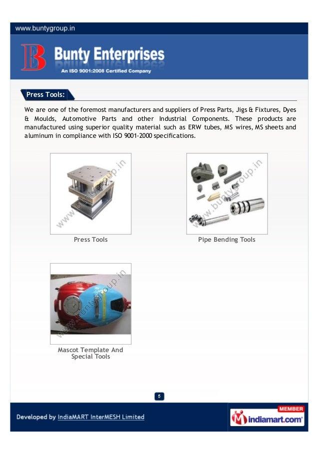 Bunty Enterprises Pune Automotive Parts