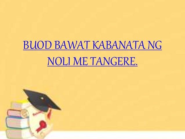 aral ng bawat kabanata ng noli me tangere Mga buod ng noli me tangere by danilo_jr_2 in topics  books - fiction mga buod ng noli me tangere  buod bawat kabanata ng noli me tangere noli me tangere deciphered -kab01.
