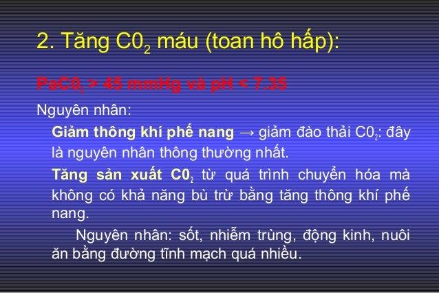 4. Phân biệt suy hô hấp cấp và suy hô hấp mãn: SHH cấp: chức năng hô hấp suy giảm nhanh. SHH mãn: thường có những thích ng...