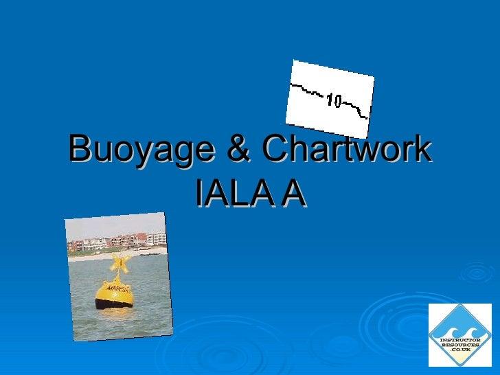Buoyage & Chartwork      IALA A