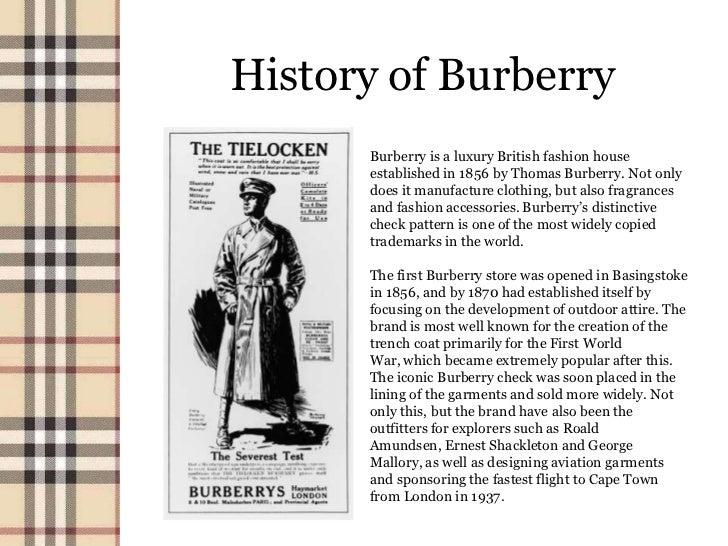 burberry case study ivey