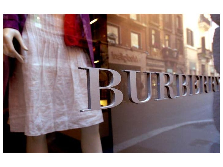 HISTORY OF THE BURBERRY BRANDBurberry was first established in 1956 by ThomasBurberry, opening the doors to a store inBasi...