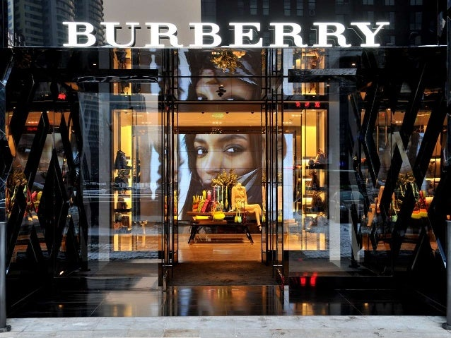 BURBERRY Burberry Group plc. is a British luxury fashion house, distributing clothing, fashion accessories. Burberry is mo...