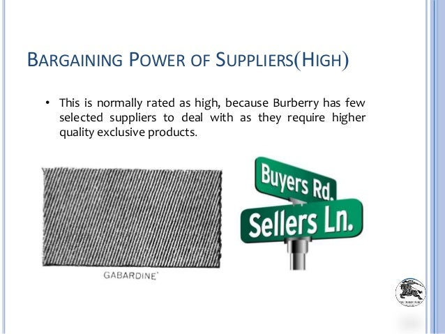 BARGAINING POWER OF BUYERS(MODERATE) • Due to relatively uniform product performance there is an inverse relationship betw...