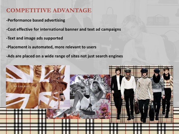 COMPETITIVE ADVANTAGE-Performance based advertising-Cost effective for international banner and text ad campaigns-Text and...