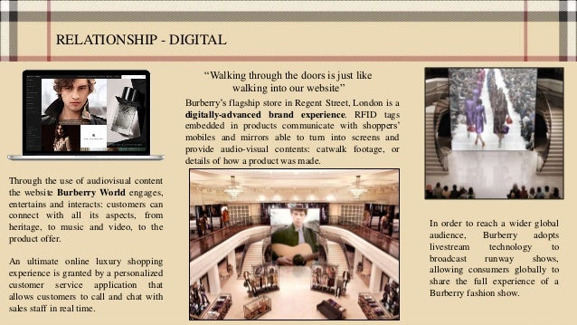 367b7f3d313 Burberry - Brand identity and artification analysis