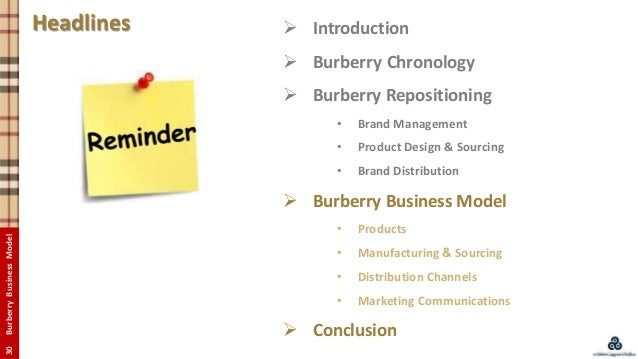 burberry brand repositioning Burberry group plc in luxury goods 49 pages, feb 2016 brand, strategy and market competitive positioning burberry growth threatened by geographic positioning.