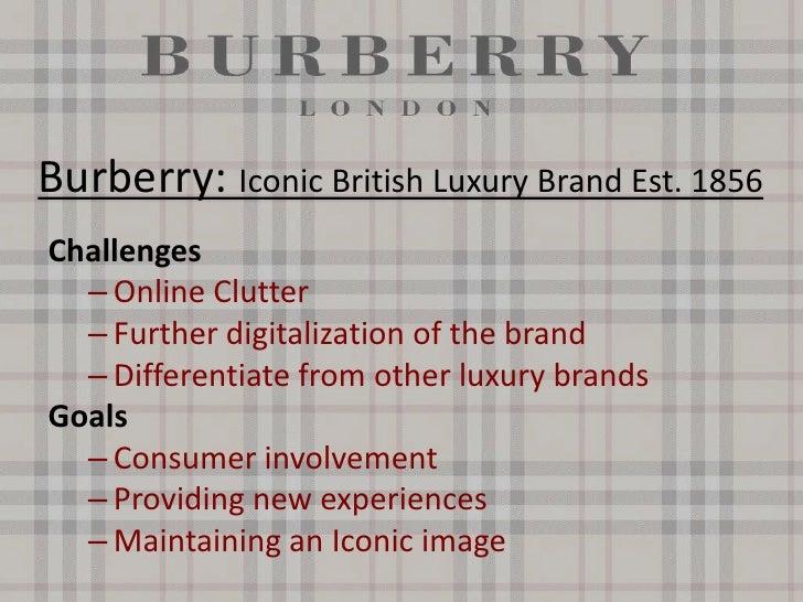 a89f5df40eac Ryan Belanger- Burberry Digital Marketing Strategy