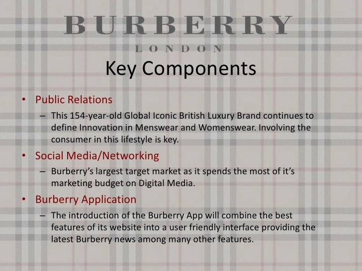 burberry strategy Choose your location and shop burberrycom for innovative menswear and womenswear discover luxury outerwear, leather bags, cashmere scarves, beauty and more.