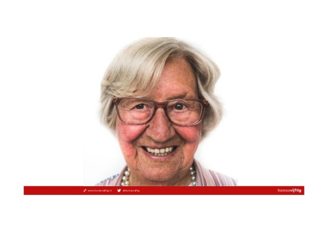 www.bureauvijftig.nl @bureauvijftig Ouderenmarketing