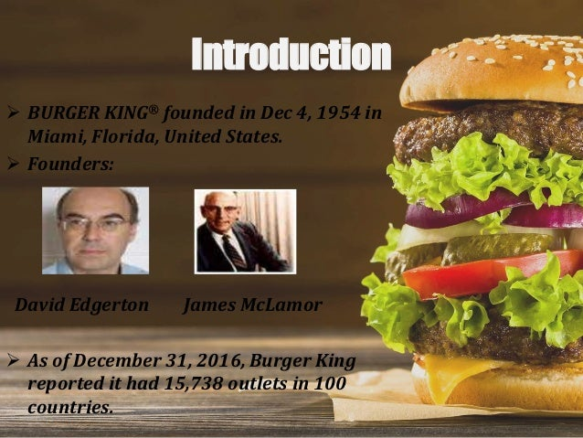 Burger King Hr Policies And Own Hr Policies In Imaginary