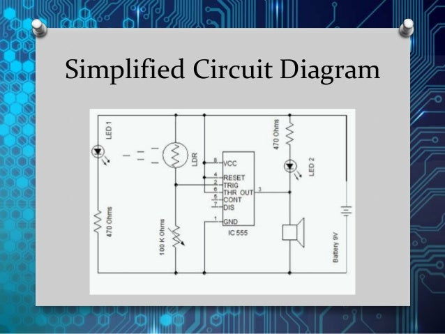 burglar alarm pptBurglar Alarm Burglar Alarm Circuit Diagram Using Ic 555 #21