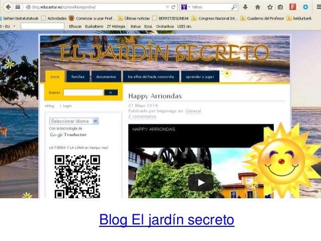 Listado de proyectos construido colaborativamente a través de la red Proyectos en la Comunidad Proyéctate Blog del curs...