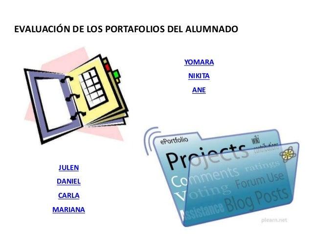 EVALUACIÓN DE UN PORTAFOLIO Materia: Alumno-a: Curso: 1 2 3 Las actividades y tareas se han hecho en los plazos previstos ...