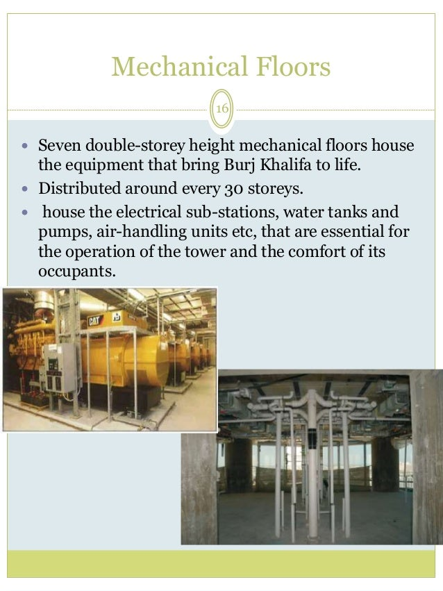 Burj Khalifa Its Engineering As Well As Architectural