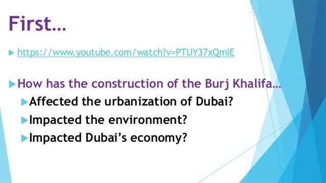 Burj Khalifa, Dubai (Burj Dubai or Tower of Kahlifa ...