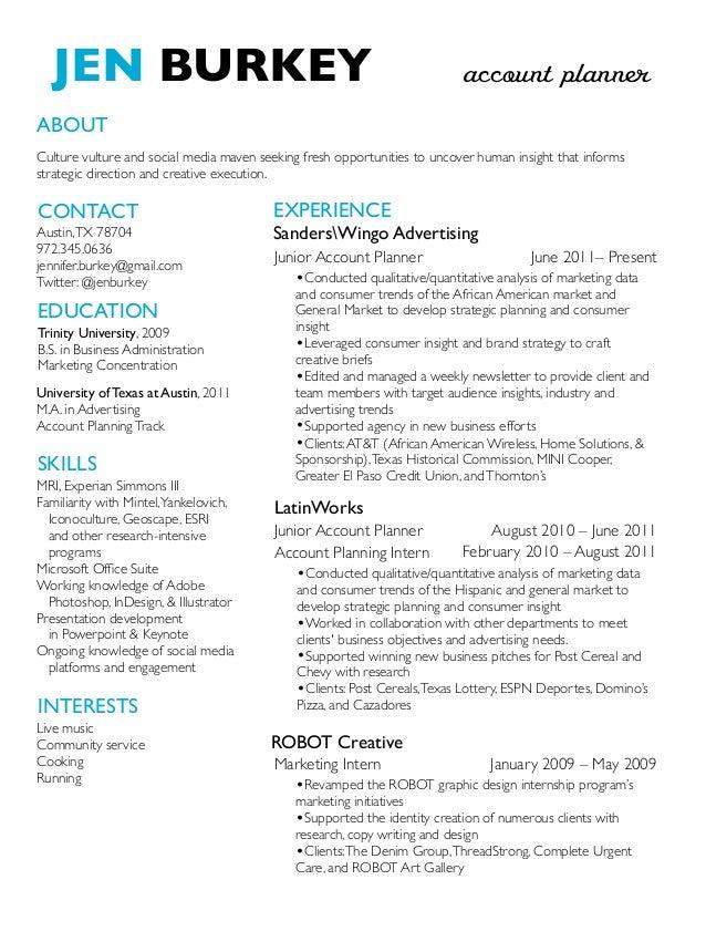 Strategic Planning Resume Examples - nyustraus.org - Exaple Resume ...