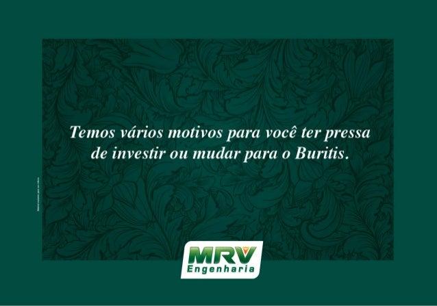 MRV Folder Burle Marx   Belo Horizonte - MG