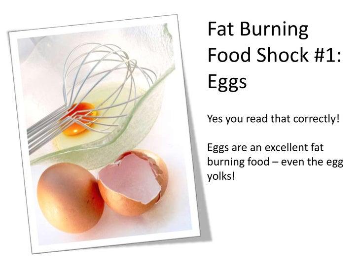 Foods Burn Body Fat