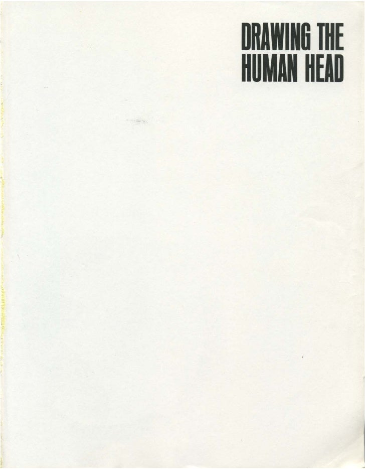 Burne hogarth -_drawing_the_human_head Slide 2