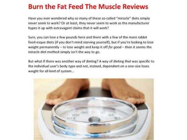 Burn Fat Program
