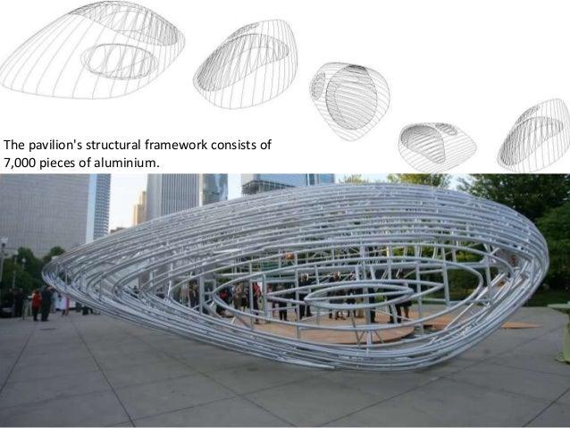 Burnham Pavilion Tensile Structures In Architecture