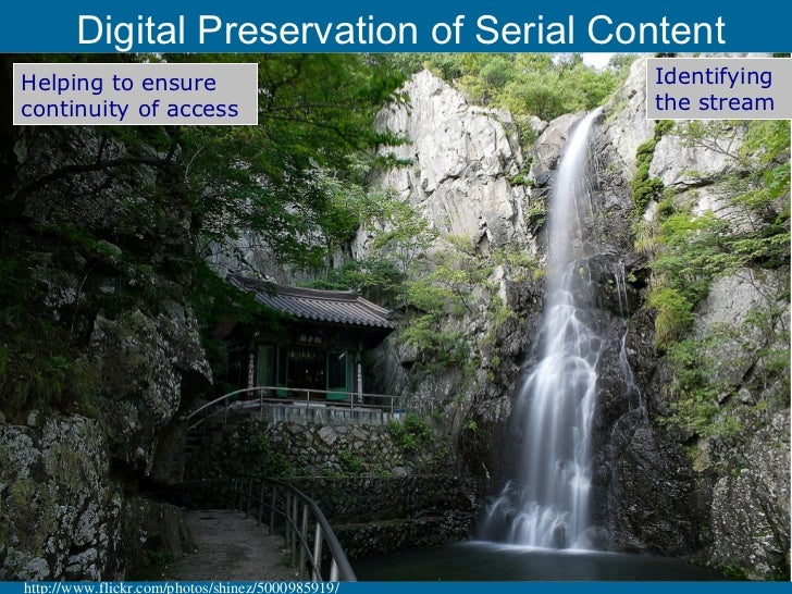 Archiving The Worlds E-Journals:The Keepers Registry As Global Monitor Slide 2