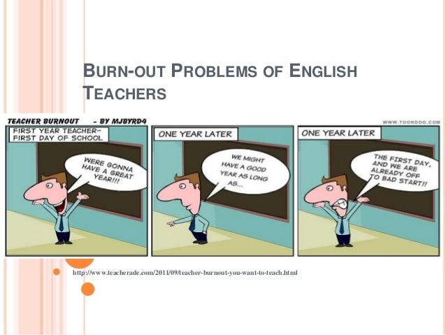 Burnout teachers