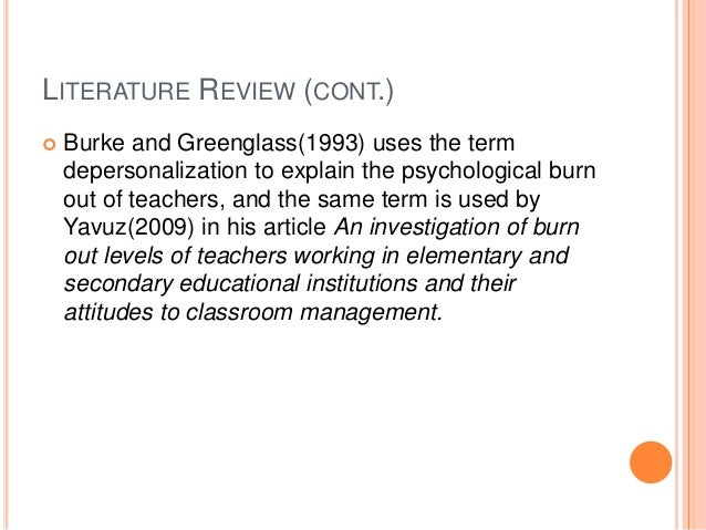 study of burnout in english language teachers Promo video burnout english category study with jess 36,472 views 5 ways to avoid teacher burnout - kantis simmons - duration.