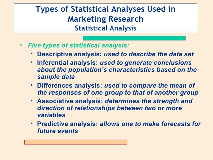 two main functions of inferential statistics and describe the measures of inferential statistical an We use descriptive statistics to describe a researchers use inferential statistics when before you can understand these two major branches of statistics and.