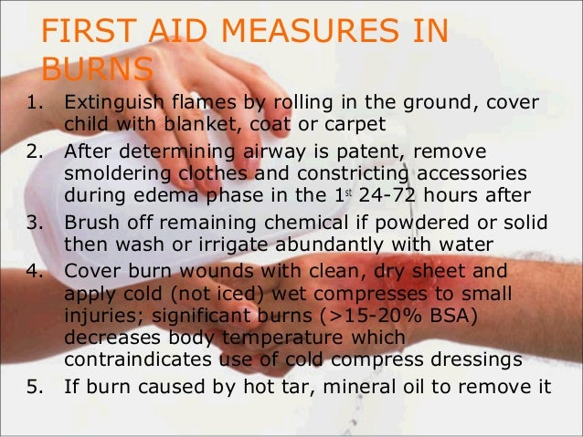 Pathophysiology Nutritional Management Of Burns