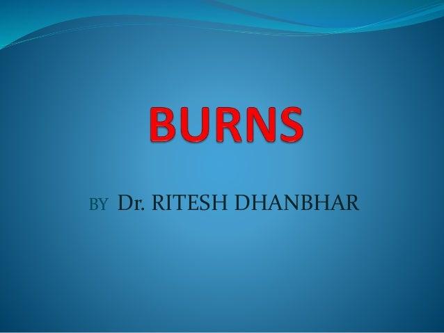 BY Dr. RITESH DHANBHAR