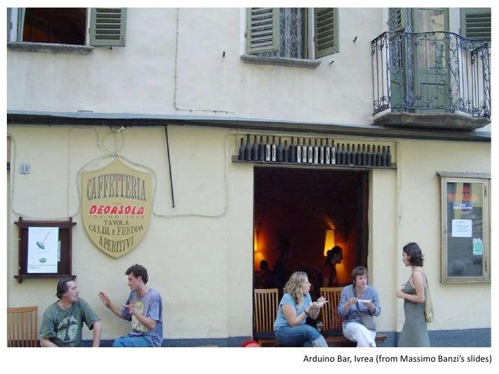 Arduino Bar, Ivrea(from Massimo Banzi's slides)<br />